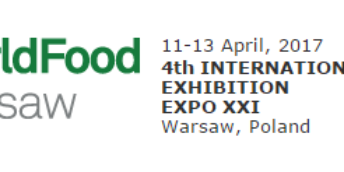 "Iarmarocul Internațional ""WorldFood Expo Warsaw""2017"