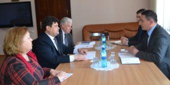 Președintele Camerei de Comerț a Republicii Moldova  a avut o întrevedere cu Ambasadorul Republicii Belarus în Moldova