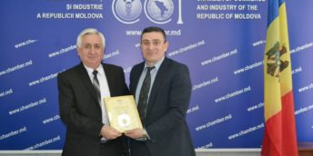 Peste 20 de companii autohtone au primit Certificatul de Membru a CCI a Republicii Moldova