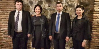 Noi oportunități de colaborare moldo-georgiene discutate la  Camera de Comerț și Industrie din Georgia
