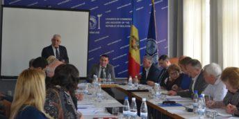 Ședința Biroului Executiv al CCI din 26 mai 2017
