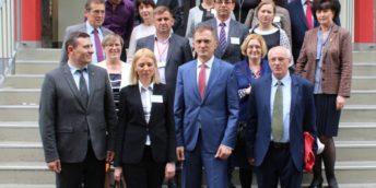 """O delegație a RM a avut întrevederi cu  Ministerul Educaţiei al landului Saxonia-Anhalt, în Germania, în cadrul proiectului """"Reforma Structurală a Ȋnvăţământului Profesional Tehnic în Republica Moldova"""""""