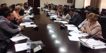 """""""Implementarea învățământului dual în Republica Moldova – reușite și provocări"""" abordată în cadrul Ședința Grupului de Lucru 3  al Consiliului Economic pe lângă Prim-ministru"""