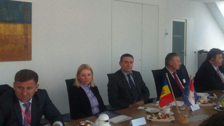 Sergiu Harea participă la o vizită de studiu referitor la organizarea și desfășurarea învățământului dual în Germania
