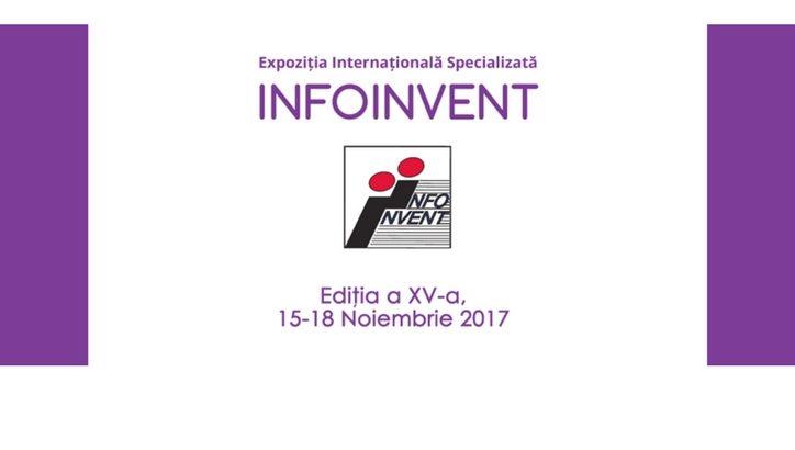 """Expoziția Internațională Specializată """"INFOINVENT"""""""