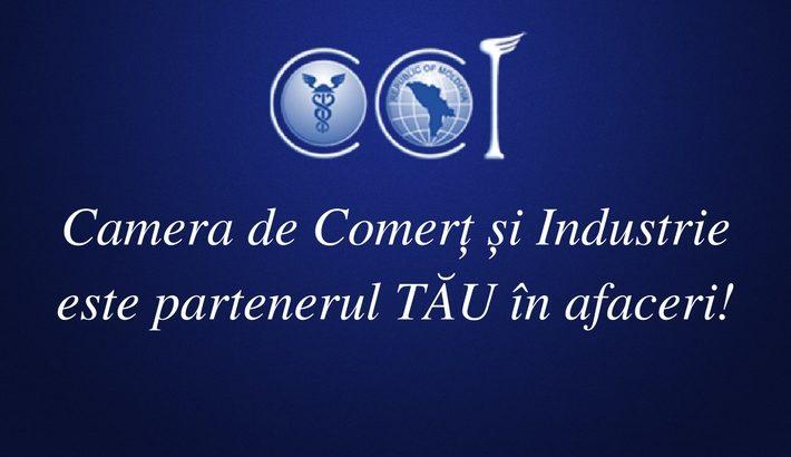 Camera de Comerț și Industrie este partenerul TĂU în afaceri!