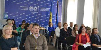 Peste 30 de întreprinzători de pe ambele maluri ale râului Nistru, interesați de colaborare cu Austria