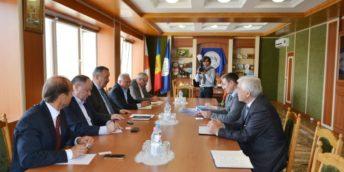 CCI a RM și CNSM vor coopera pentru soluționarea problemelor social-economice din Republica Moldova