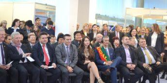 """CCI a RM își promovează serviciile  la cea de-a XV-a ediție a Expoziției Internaționale Specializate """"INFOINVENT"""" 2017"""