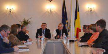 CCI a RM și ANSA vor coopera în vederea promovării mediului de afaceri și valorificării produselor autohtone