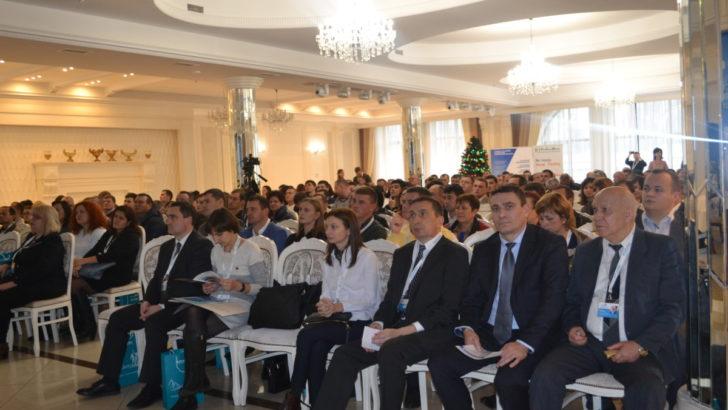 """Peste 250 de agenți economici au participat la Forumul de afaceri """"Acces la finanțare din programe internaționale"""" organizat pentru prima dată la Bălți"""