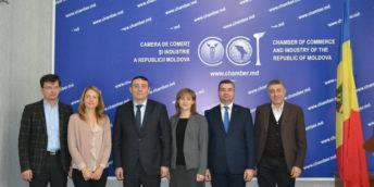 CCI a RM va coopera cu Centrul Internațional de Comerț pentru  implementarea unui nou proiect în țara noastră