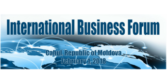 International Business Forum in Cahul municipality