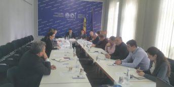 La CCI a RM a fost discutat potențialul de export al productiei avicole din țara noastră