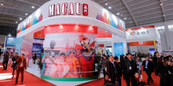 Macau International Tourism Exhibition 27-29 of April 2018  Macau, Republic of China