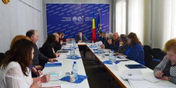 Ședința Biroului Executiv din 15 februarie 2018