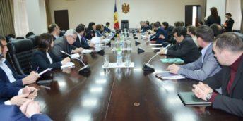 Problemele din sectorul industrial discutate la Ministerul Economiei și Infrastructurii al Republicii Moldova