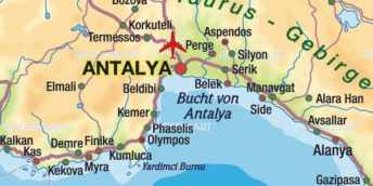 """Programul expozițional și de afaceri pentru anul 2017-2018,  a Companiei de Management echitabil și Investiții """"ANFAȘ"""" din orașul Antalya, Turcia."""