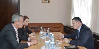 Președintele CCI a RM a avut o întrevedere cu directorul CEFTA