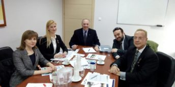 Dezvoltarea cooperării economice dintre agenții economici din Republica Moldova și Grecia discutată în cadrul unei vizite la Salonic