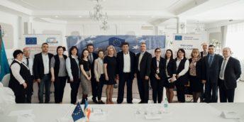 Lansarea Proiectului Pilot în municipiul Edineț