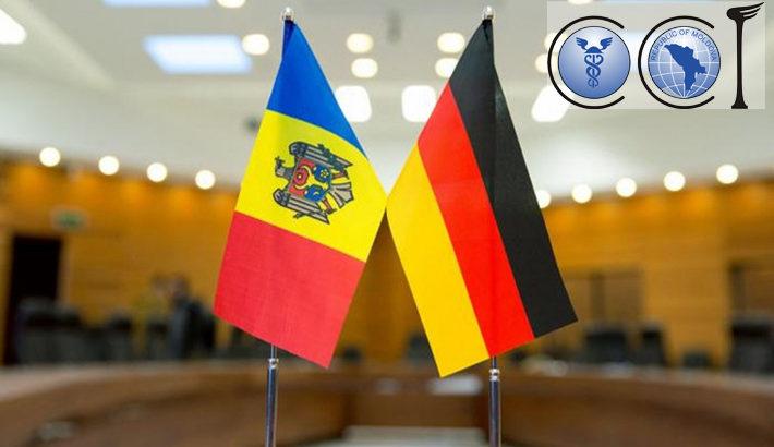 Participă în cadrul Programului Moldova – Germania