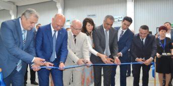 O fabrică de textile cu peste 700 de locuri de muncă a fost inaugurată astăzi la Bălți