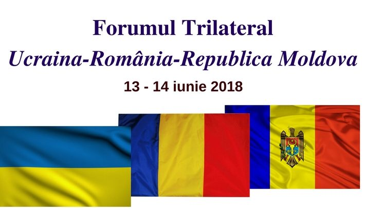 Forumul Trilateral Ucraina-România-Republica Moldova