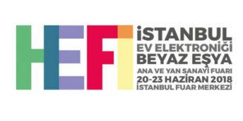 Participă la Expoziția Internațională de Electronice, Electrocasnice și Tehnologii din Istanbul, Turcia