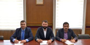 """CCI a RM, primăria Brașov și CCI Brașov au semnat acordul de parteneriat pentru organizarea la Brașov a Expoziției """"Republica Moldova Prezintă"""""""