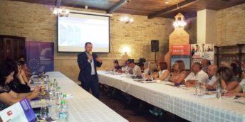 Agenții economici din filialele Tighina și Găgăuzia ale CCI a RM au fost informați despre comerțul cu Uniunea Europeană