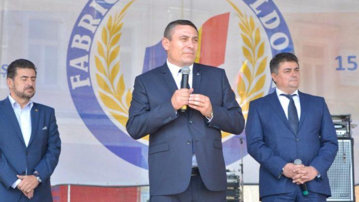 """La Brașov a fost inaugurată Expoziția """"Republica Moldova  Prezintă"""" la care participă cca. 100 de companii autohtone"""
