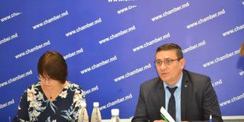 Ședința comună a CCI a RM,  Ministerului Sănătății, Muncii și Protecției Sociale și Comitetelor Sectoriale ale Economiei RM