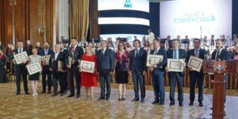 """Câștigătorii Concursului """"MARCA COMERCIALĂ A ANULUI 2017"""""""