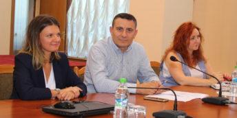 """Ședința grupului de lucru 6 """"Dezvoltarea pieței muncii"""" al Consiliului Economic pe lângă Prim-ministru"""