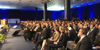 CCI a RM participă la Forumul de Afaceri al Iniţiativelor Trei Mări (3SI), ce se desfășoară la București
