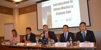 Agenții economici din țara noastră interesați de expozițiile din China