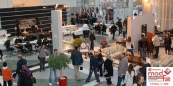 Международной выставки мебели, аксессуаров и оформления интерьера MODEV 2018.