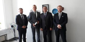 Noi posibilități de cooperare moldo- germane discutate de președintele CCI a RM în vizita s-a de lucru în Germania