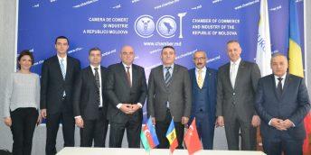 Turcia și Azerbaidjan își propun să mărească investițiile în Republica Moldova