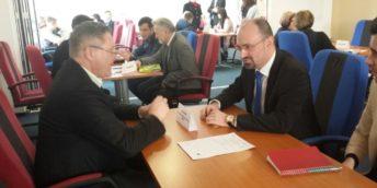 Vizita de studiu în România pentru companiile de proiectare a sistemelor de apă şi canalizare şi a celor de eficienţă energetică