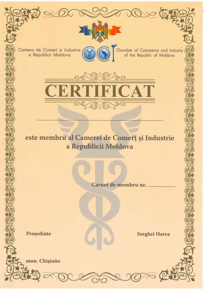 certificat cci