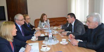 CCI și Misiunea EUBAM va aprofunda relațiile de colaborare pentru susținerea businessului