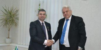CCI stabilește relaţii de afaceri cu Africa de Sud