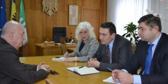 Noi perspective de colaborare a CCI cu autoritățile publice locale discutate la Edineț