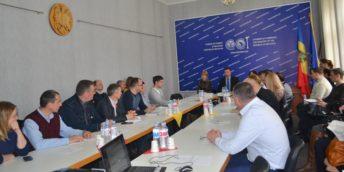 30 de membri ai Comitetelor sectoriale și agenți economici autohtoni au participat la ședința Comitetelor sectoriale de pe lângă CCI