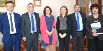 Președintele CCI ș-a întâlnit cu reprezentanții UNIDO