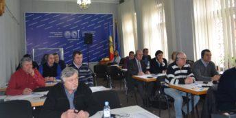 30 de reprezentanți de la companiile autohtone participa la un atelier de lucru în domeniul eficienței energetice