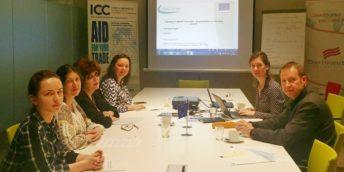 4 colaboratori ai CCI au făcut schimb de experiență cu instituții similare din Cehia şi Bruxelles