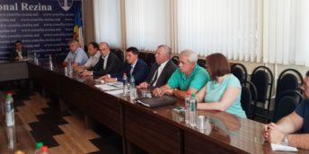 15 agenți economici din partea stângă a Nistrului au participat un atelier de lucru despre procedurile de trecere a frontierei